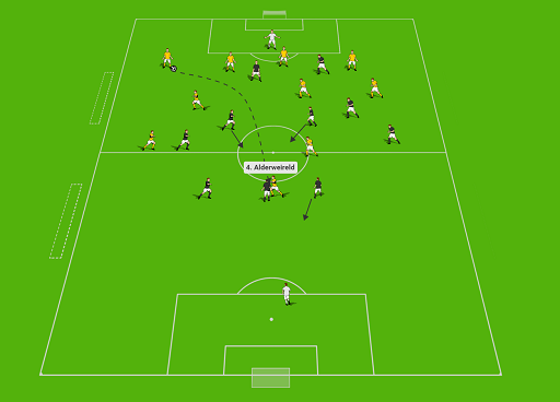 Marcelo Bielsa - Coaching Build Up Play Against High Pressing Teams book pdf